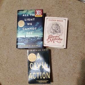 Book bundle excellent condition